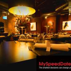 Speed dating venues
