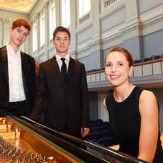 Brant International Piano Competition: The Final at Town Hall on 1